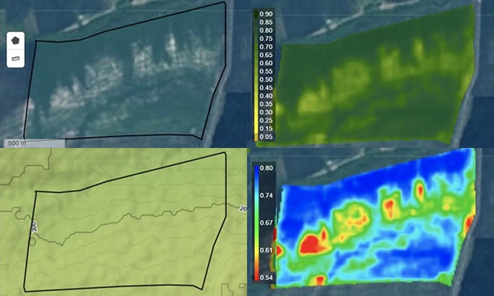 Как использовать данные c БЛА в системах спутникового мониторинга вегетации и агроменеджмента (например: CROPIO, АНТ), а также в системах спутникового мониторинга техники?